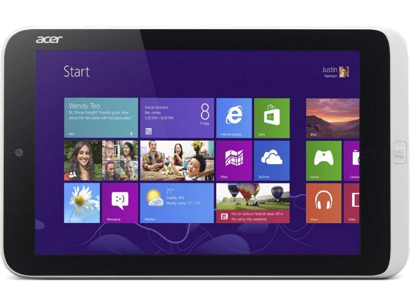 Acer Iconia W3 W3-810, 64Go, 3G