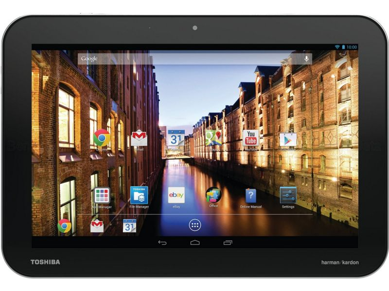 Toshiba Excite AT10LE-A-109, 32Go