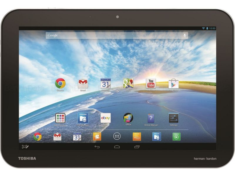 Toshiba Excite Pro AT10LE-A-108, 16Go