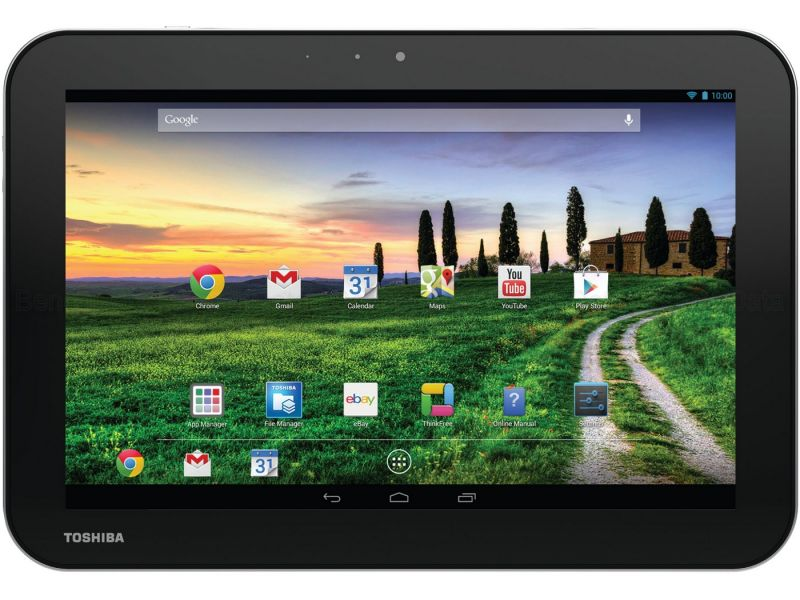 Toshiba Excite AT10-A-104, 16Go