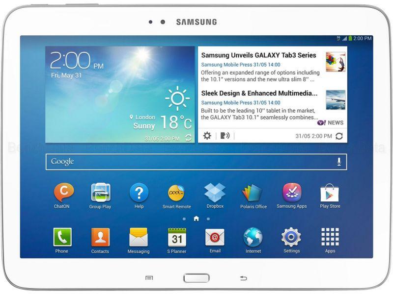 Samsung Galaxy Tab 3 10.1, 16Go, 3G